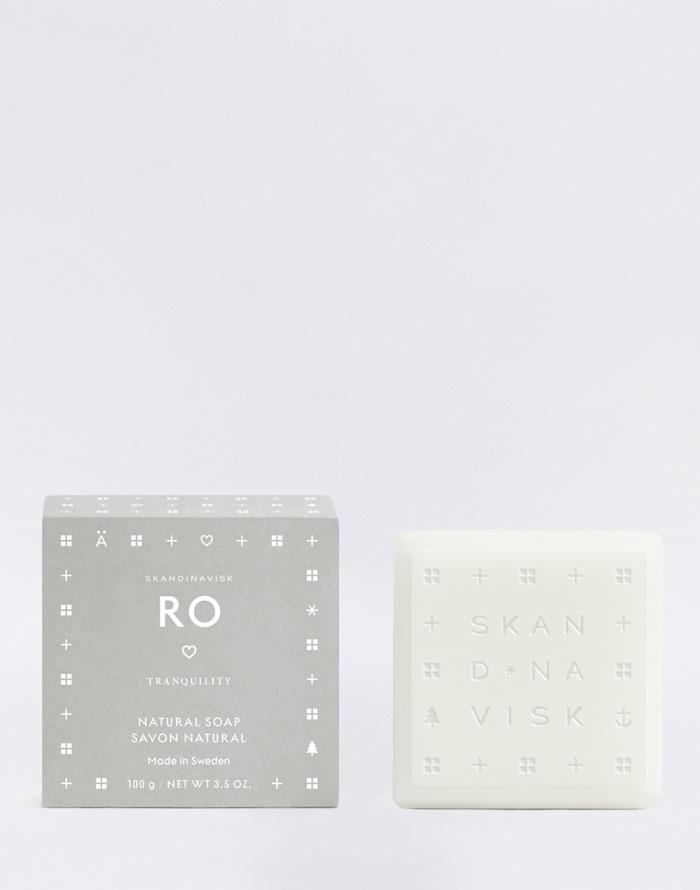 Cosmetics - Skandinavisk - RO 100 g Bar Soap