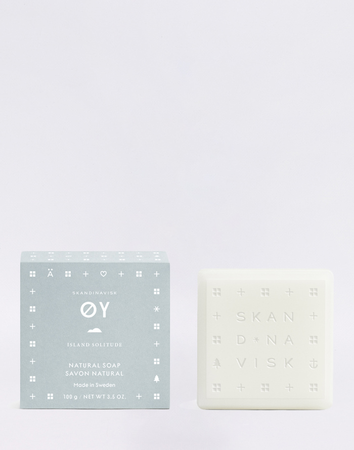 Cosmetics - Skandinavisk - OY 100 g Bar Soap