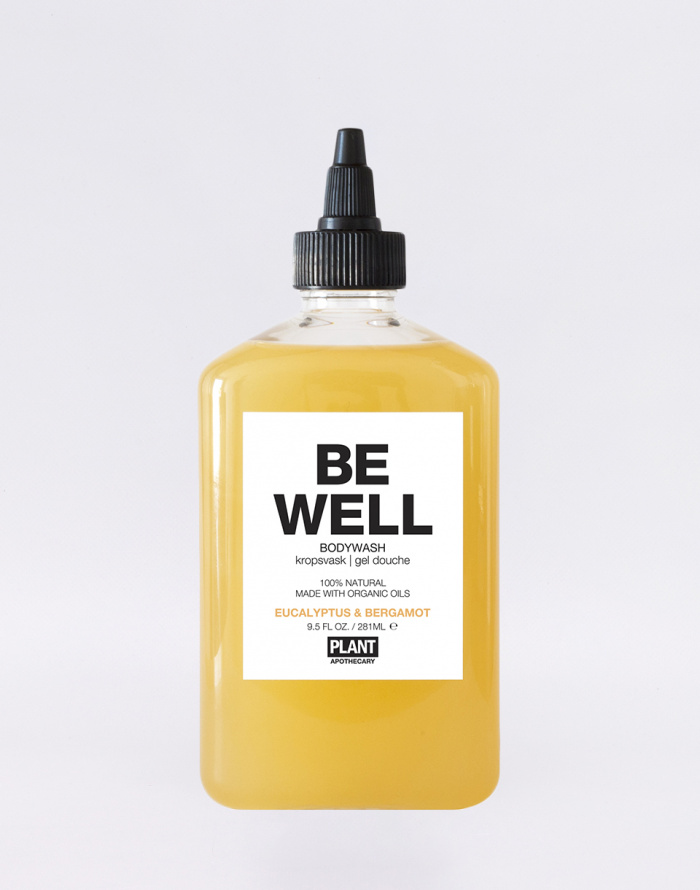 Cosmetics - Plant Apothecary - Be Well Body Wash 281 ml