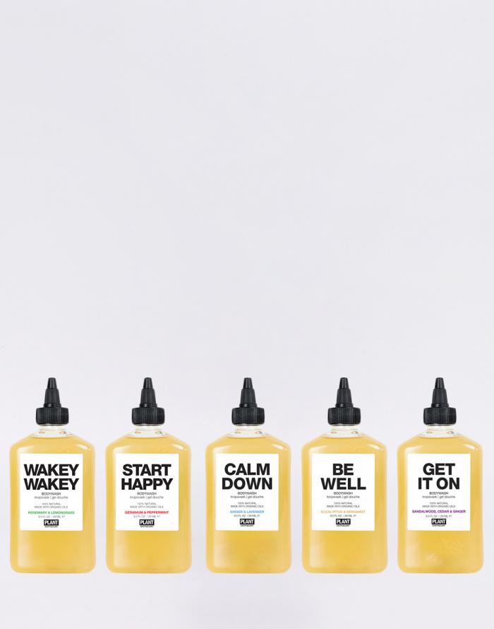 Cosmetics - Plant Apothecary - Wakey Wakey Body Wash 281 ml