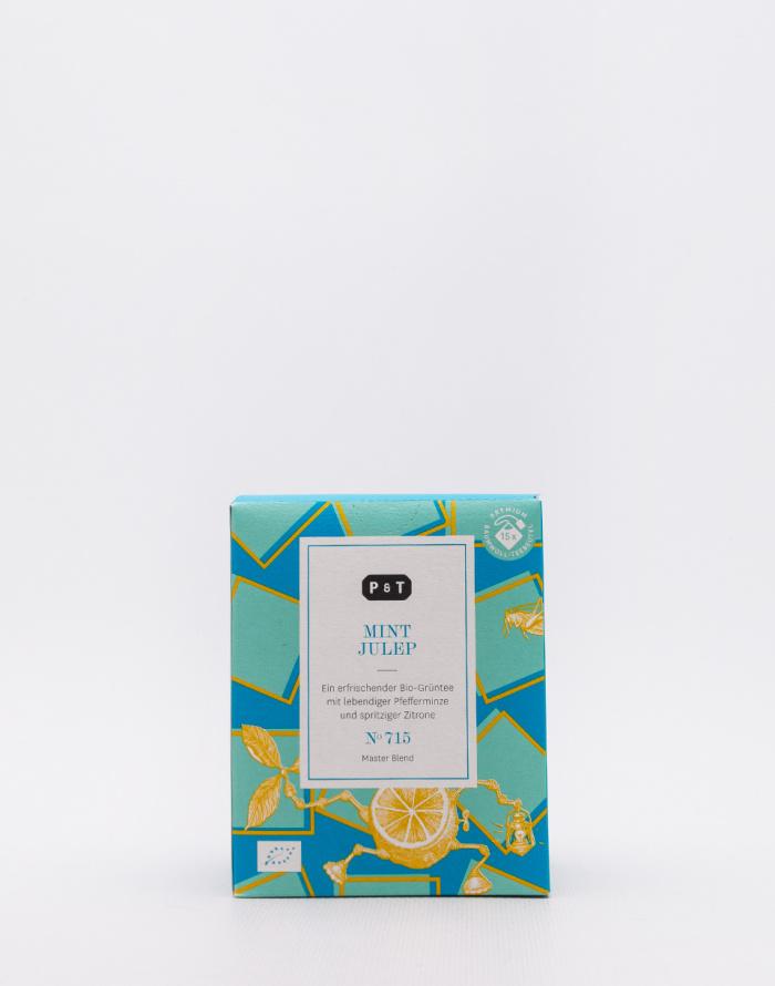 Tea P&T Mint Julep No. 715