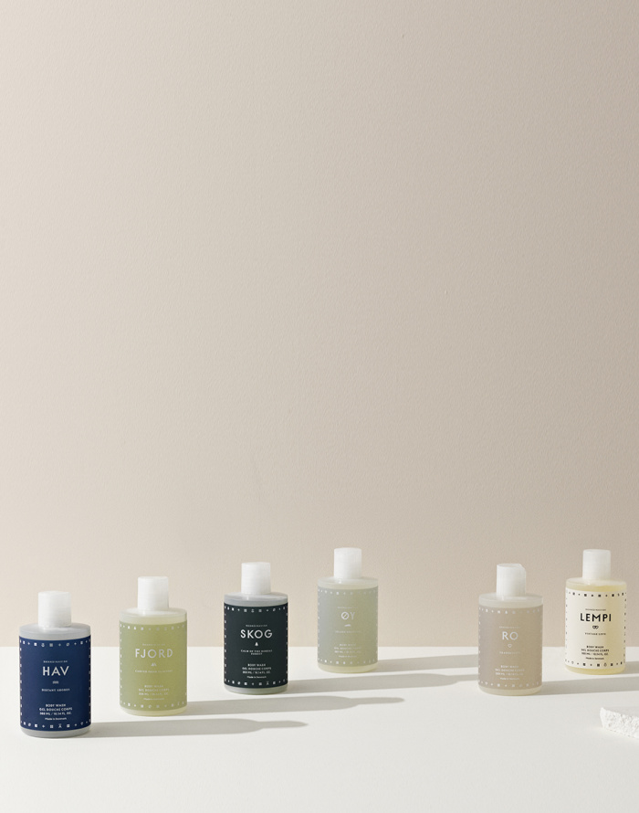 Cosmetics - Skandinavisk - Hav 300 ml Body Wash