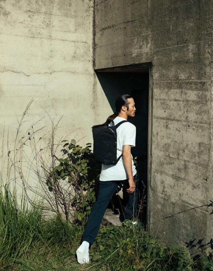 Urban Backpack Qwstion Zip Pack Bananatex®